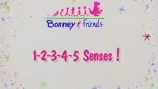 Barney & Friends: 1 2 3 4 5 Senses! (Season 1, Episode 19)
