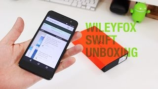 getlinkyoutube.com-Wileyfox Swift: Unboxing Britain's answer to OnePlus