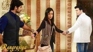 getlinkyoutube.com-Rangrasiya 2nd September 2014 FULL EPISODE HD | Rudra  EXPRESSES  his LOVE for Myrah