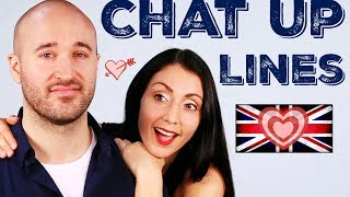Chat Up Lines / Pick Up Lines   Learn British English (Anna English Feat Papa Teach Me)