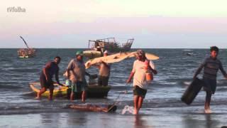 getlinkyoutube.com-Vila de pescadores no Ceará sobrevive com pesca artesanal de lagosta