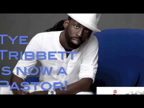 Tye Tribbett is now a Pastor @ Bishop I.V. Hilliard's Church