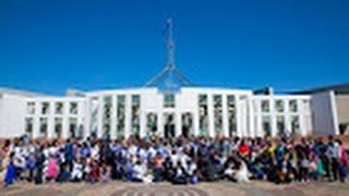 getlinkyoutube.com-Dr Babasaheb Ambedkar Jayanti 2016, Canberra, Australia - Whole Event