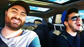 getlinkyoutube.com-Pre GamesCom 2015 | FLYING TO TORONTO | Hanging Out w/TypicalGamer & Touring His House! HIKE I.R.L.