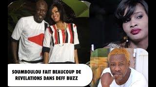 Deff Buzz, SOUMBOULOU reçu par Tange Tandian , Serie Wiri Wiri , Carrière artistique, Mannequinat ..