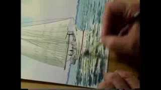 getlinkyoutube.com-Watercolor Workshop Eps 2 The Skipjack