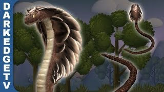 Spore - King Cobra (animation test)