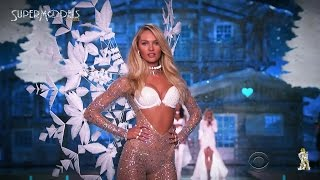 getlinkyoutube.com-Candice Swanepoel Victoria's Secret Fashion Show 2007 - 2015 by SuperModels Channel