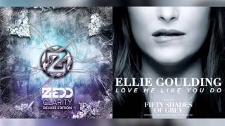 getlinkyoutube.com-Love Me Like You Do - Ellie Goulding vs. Clarity - Zedd ft. Foxes (Mashup)
