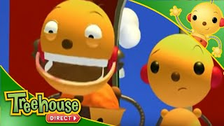 Rolie Polie Olie - Blind As A Bot / Beauty And The Bot / Olie's Bot-Ler - Ep.64