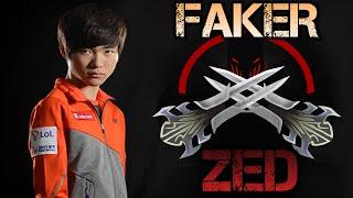 getlinkyoutube.com-Faker Highlights - Best ZED Plays
