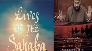 getlinkyoutube.com-Lives of Sahaba 40 - AbdurRahman Ibn Awf (Ashara Mubashara) - Yasir Qadhi