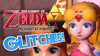 getlinkyoutube.com-Zelda: A Link Between Worlds GLITCHES! - What A Glitch!