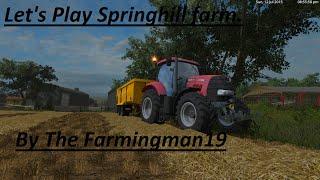getlinkyoutube.com-Farming Simulator 15 - Part 2 I like this map.