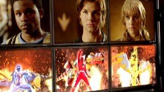 getlinkyoutube.com-Power Rangers Dino Thunder - Power Rangers History (Legacy of Power Episode)