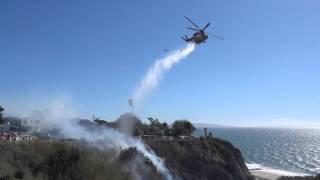 getlinkyoutube.com-LAFD Helicopters - Sony RX100 Mk IV 4K Video Test