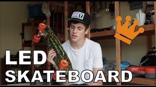 getlinkyoutube.com-Tutorial: LED Skateboard Underglow