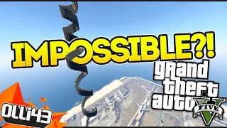 THE IMPOSSIBLE SPIRAL! GTA 5 Mods Showcase!