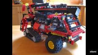getlinkyoutube.com-Lego Technic Combine Harvester Made by stiumi & steini