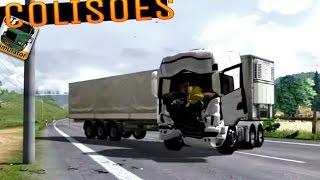 getlinkyoutube.com-Grand Truck Simulator - COLISÕES BRUTAIS E REALISTAS!