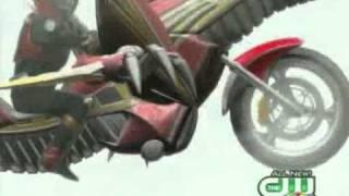 getlinkyoutube.com-Kamen Rider Dragon Knight - Dragon Knight & Wing Knight Survive Modes Final Vents