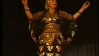 SUHEIR ZAKI SAIDII AND DRUM SOLO 1991