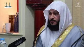 Abdul Rahman Al Ossi   Surah Al Baqara Last 2 Ayats 285 286 Heart Touching Recitation