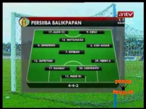 ForzaPersija - ISL: Persiba 2 vs 2 Persija 27 April 2012