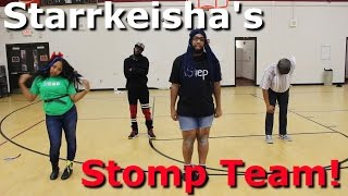 getlinkyoutube.com-Starrkeisha's Stomp Team! @TheKingOfWeird