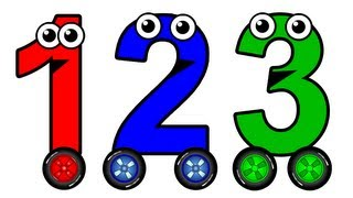 "getlinkyoutube.com-""Numbers 1 to 10 Chant"" - Learn to Count English Numbers, Baby Toddler Learning Nursery Rhymes"