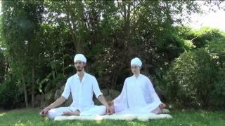 getlinkyoutube.com-Kirtan Kriya - Sa Ta Na Ma - by Tera Naam