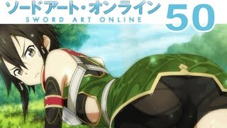 Sword Art Online: Hollow Fragment - PS VITA Walkthrough 50 - Sinon Gets Wet And Yui's Boob Data!