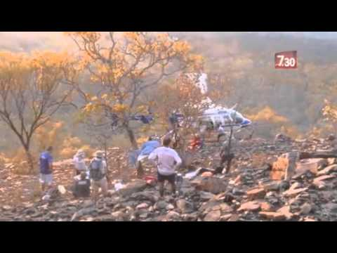 Survivor tells of ultra marathon fire ordeal