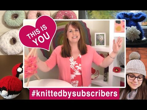 This is You: Knitted by Subscribers