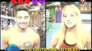 Ping-pong entre Nico y Flor (11-06-2015)