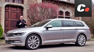 getlinkyoutube.com-Volkswagen Passat - Prueba coches.net / Análisis / Test / Review en español