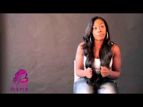 ASHÉ (Atlanta Seductive Hair Extensions) Customer Testimonial
