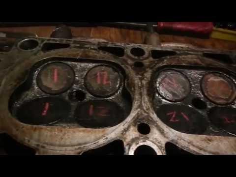 Расположение в УАЗ Патриот Пикап поршневых колец