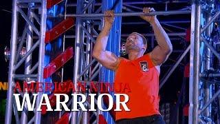 getlinkyoutube.com-Brian Arnold at Stage 2 of the 2014 National Finals | American Ninja Warrior