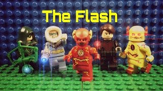 "getlinkyoutube.com-Lego Flash- ""The Flash"" (#2)"