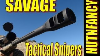 getlinkyoutube.com-Savage Tactical Snipers: Tactical Elitists Need Not Apply [FULL REVIEW]