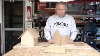 getlinkyoutube.com-How to make a cardboard house