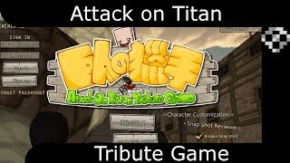 AOTT - Attack On Titan Tribute