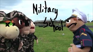 SML YTP: Bowser Dies at Military School
