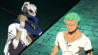 getlinkyoutube.com-Zoro vs Ryuma [English Subbed} EPIC FIGHT | Part 1 | One Piece