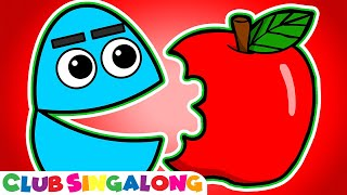 "getlinkyoutube.com-""The Apple is Red"" 