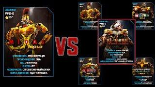 getlinkyoutube.com-REAL STEEL WRB Championship Midas Gold Series of fights NEW UPDATE