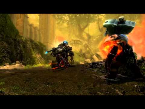 Kingdoms of Amalur: Reckoning - Gamescom Gameplay Trailer