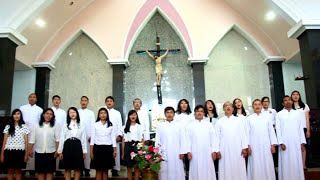 SVD Surya Wacana Choir   Melodi Cinta