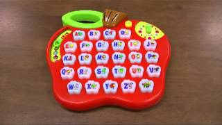getlinkyoutube.com-VTech 「Alphabet Apple」
